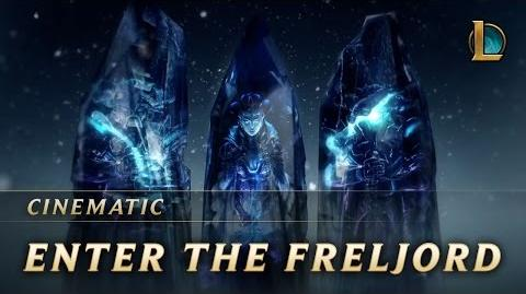 Enter the Freljord Cinematic - League of Legends