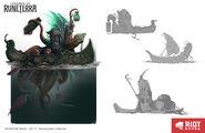 Neverglade Collector LoR Splash Concept 01