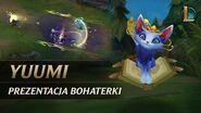 Prezentacja bohaterki Yuumi Rozgrywka — League of Legends