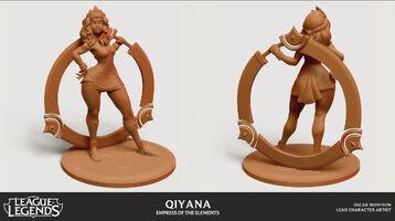Qiyana Model 01