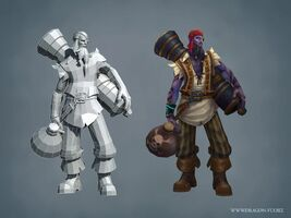 Ryze Update Piraten- model 01