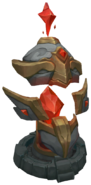 Turret Red NexusSiege Render