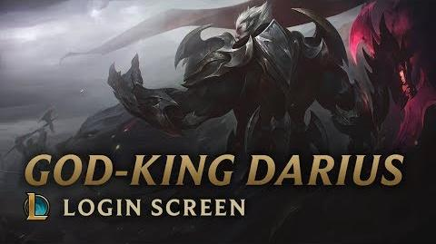 VS 2018 Gottkönig Darius - Login Screen