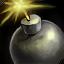Loosely Packed Grenade item