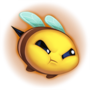Bee Mad Emote