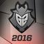 G2 Esports 2016 profileicon
