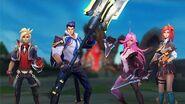 Боевая академия 2019 Трейлер образов – League of Legends
