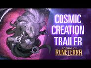New Expansion- Cosmic Creation - Legends of Runeterra - Call of the Mountain