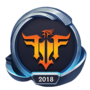 Worlds 2018 Friends Forever QTV Gaming Emote