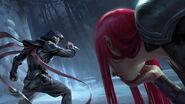 Katarina Talon The Name of the Blade