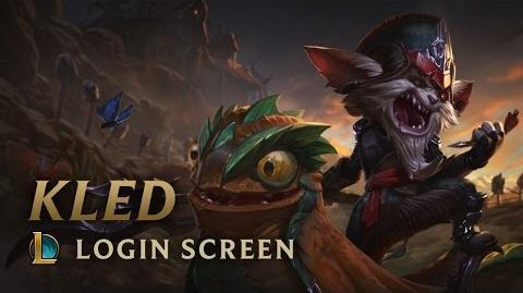 Kled,_the_Cantankerous_Cavalier_-_Login_Screen