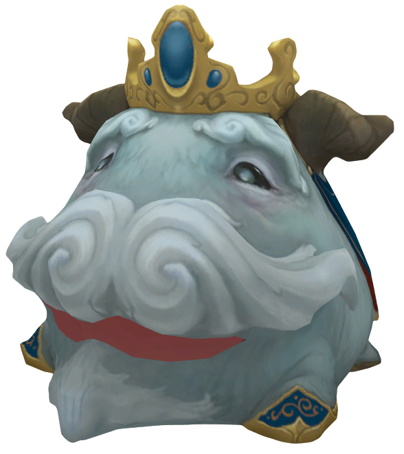 Legend of the Poro King