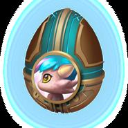 TFT Pop Queen Ossia Egg