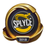 Worlds 2018 Splyce (Gold) Emote
