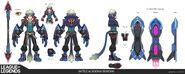Wukong BattleAcademia Concept 03