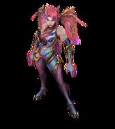 Kai'Sa LagoonDragon (Ruby)