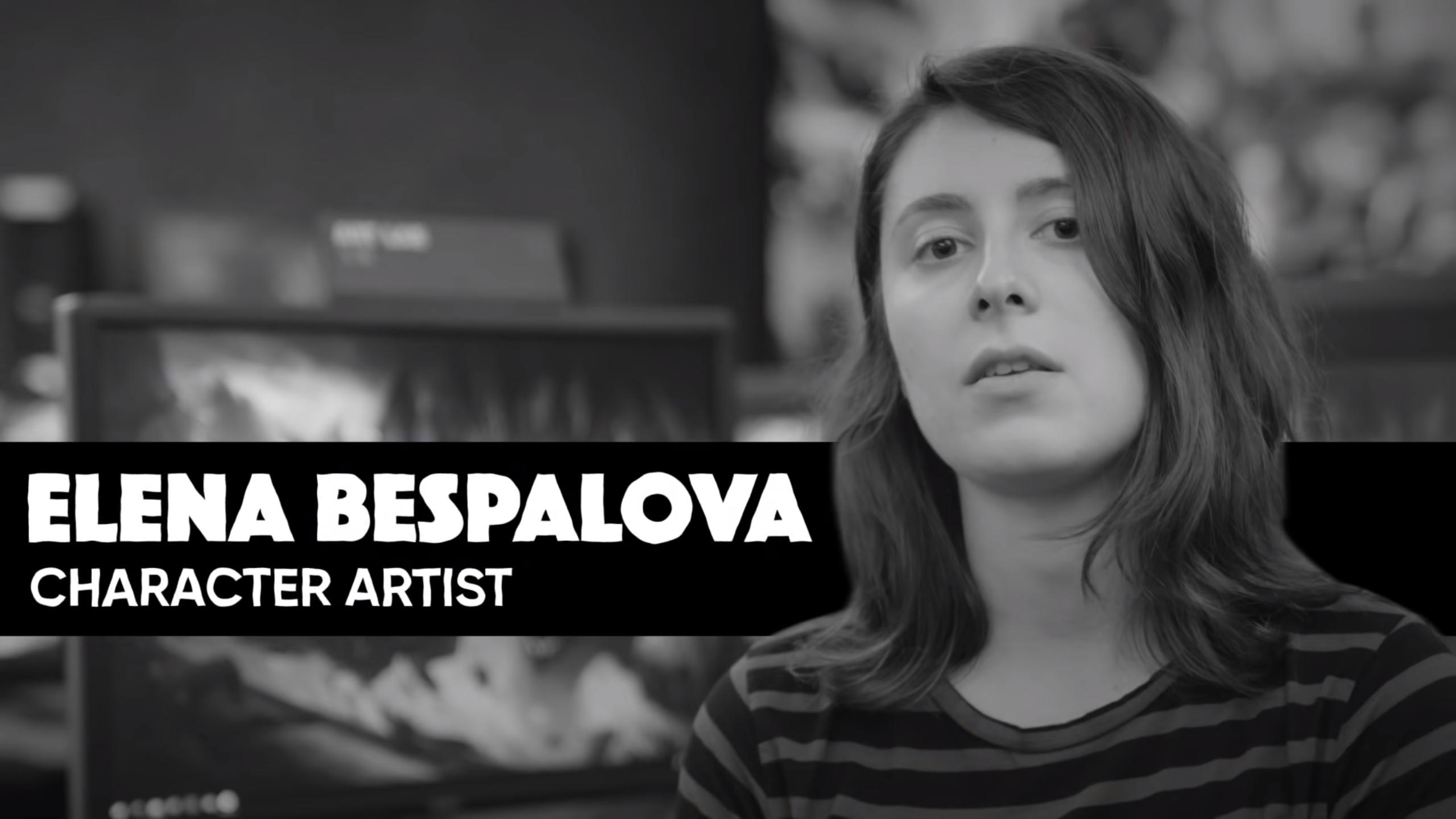 Elena 'Hellstern' Bespalova