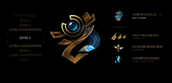 Honor Level 3 Rewards