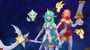 Miss Fortune Soraka StarGuardian model 03