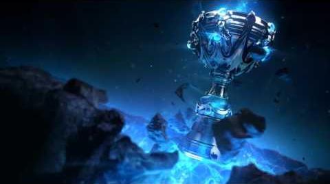 Mistrzostwa Świata Sezonu 2015, Worlds Collide (Finał) - ekran logowania
