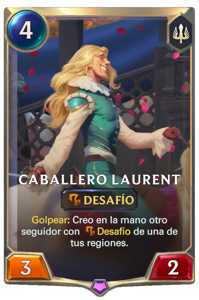 Caballero Laurent (Legends of Runeterra)