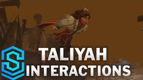 Taliyah_Special_Interactions