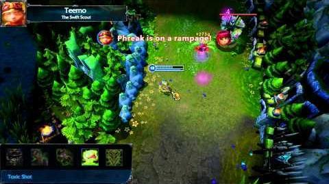League of Legends - Hecarim Patch Preview