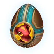 TFT Untamed Hushtail Egg