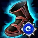 Ionische Stiefel der Deutlichkeit (Verzerrung) item
