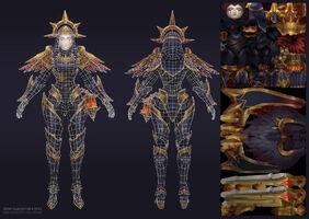 Kayle Update Eiserne Inquisitorin model 08