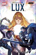 Lux Comic 3 Cover 1