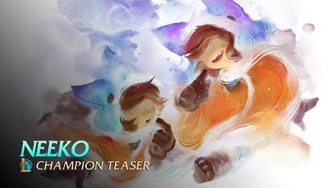 Neeko Champion Teaser - Timelapse video