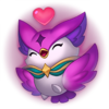 Star Guardian Saki Emote