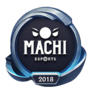Worlds 2018 Machi E-Sports Emote