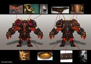Alistar Infernal Concept 01