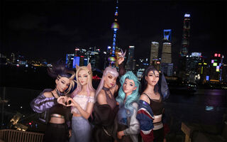 KDA ALL OUT Promo 14
