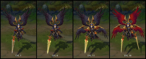 Kayle Update Eiserne Inquisitorin model 09