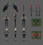 Kayle Update Pentakill Concept 03