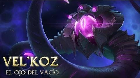 Presentación de Campeones Vel'Koz