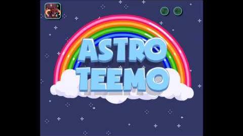League of Legends Chew - Astronaut Teemo Theme