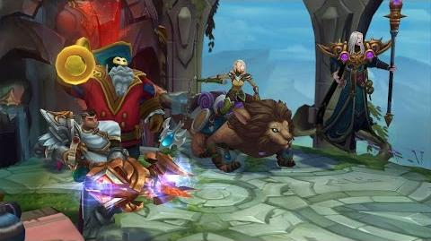 RPG skins gameplay trailer
