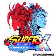 Super Arcade Gunners Thunderdome 2017