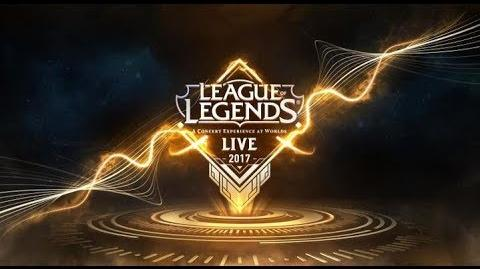 League of Legends Live A Concert Experience at Worlds (2017)