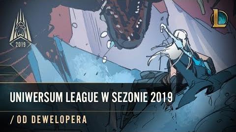 Uniwersum League w Sezonie 2019 (od dewelopera)
