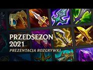 Prezentacja przedsezonu 2021 - Rozgrywka