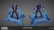 Sylas Freljord Model 03