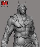 Nasus Call of Power concept 01