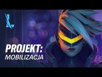 PROJEKT Mobilizacja - Zwiastun skórek League of Legends Wild Rift