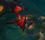 Sunfire Aegis flametouch item screenshot