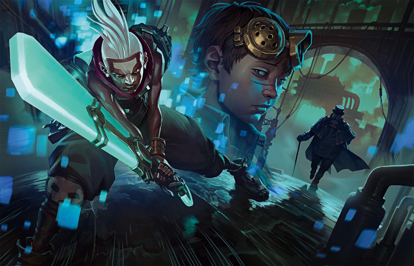 Ekko Chronobreak cover.jpg